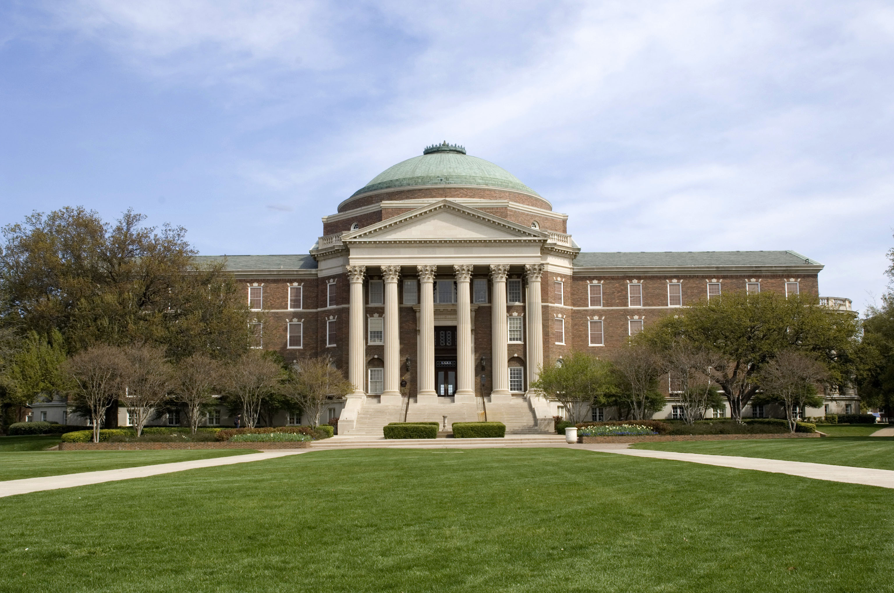 Dallas Hall at Southern Methodist University