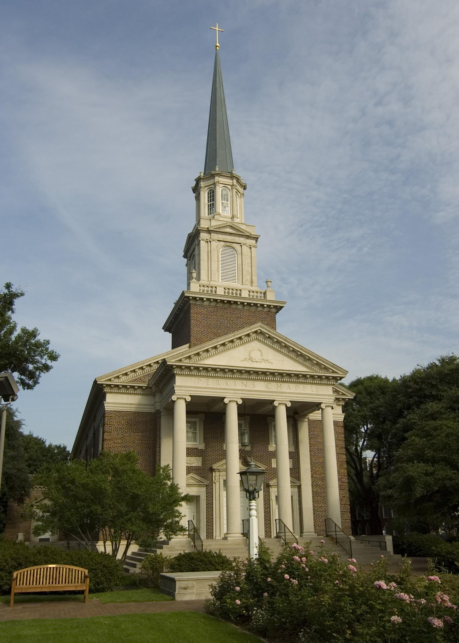 Perkins Chapel at Southern Methodist University