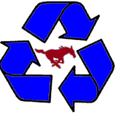 SMU recycles logo