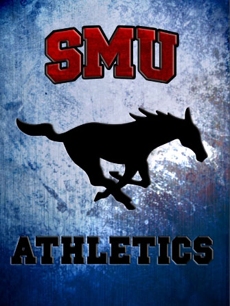 SMU Athletics Guide Cover