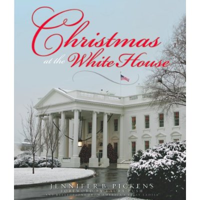 Cover for Christmas at the White House