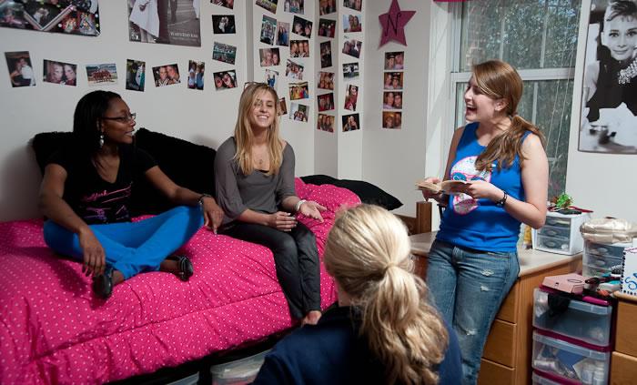 Residence Life - Undergraduate Admission