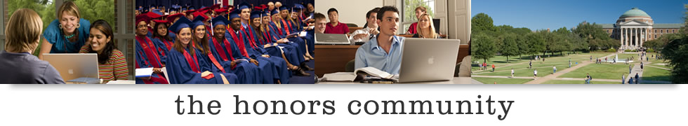 The Honors Community