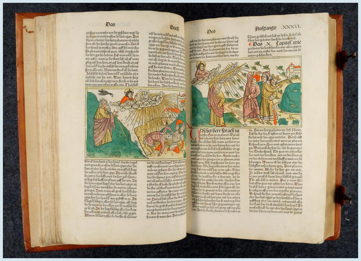 Anton Koberger's German Bible