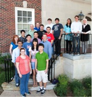 SMU Chemistry Graduate Students Fall 2011