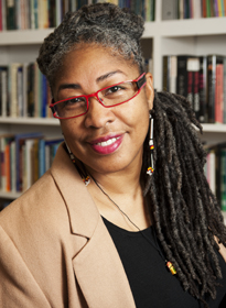 Evelyn Parker, Associate Professor of Practical Theology, Perkins School of Theology, SMU