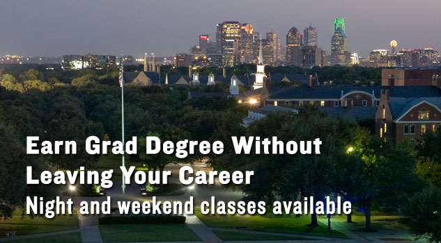 Earn Your Grad Degree Without Leaving Your Career