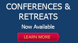 Conferences & Retreats Learn More